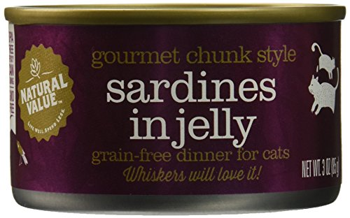 Natural Value Chunk Style Canned Cat Food