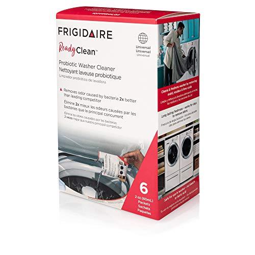 Frigidaire 10FFPROL02 Ready Clean Washing Machine Cleaner, 6 Treatments