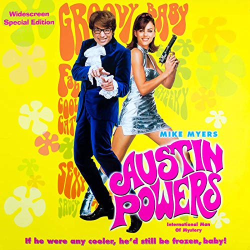 Austin Powers: International Man of Mystery: Special Edition LaserDisc (1997) [ID3965LI]