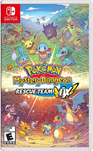 Pokémon Mystery Dungeon – Standard Edition – Nintendo Switch