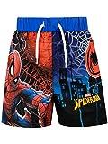 Marvel Boys' Spiderman Swim Shorts Multicolored Size 6
