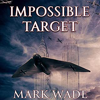 Impossible Target audiobook cover art