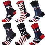 Trump Socks Make America Great Again Republic Socken Republic Geschenke USA Socken - Rot -