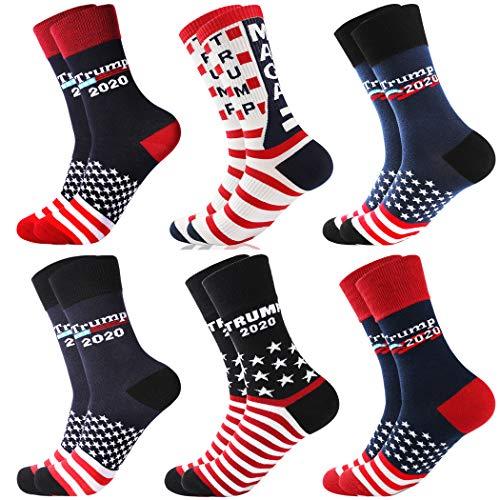 Trump Socks Make America Great Again Republican Socks Republican Gifts USA Socks