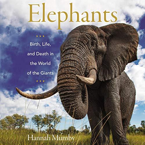Elephants audiobook cover art