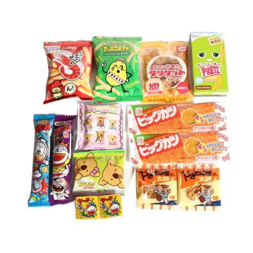 1500円ぽっきり 駄菓子詰め合わせセット【9種・計14コ】 おかしのマーチ