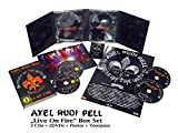 Axel Rudi Pell - Live on Fire (Limited Edition, 2 Discs, + 2 Audio-CDs)