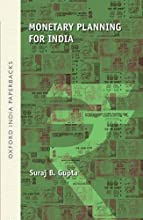 Monetary Planning For India