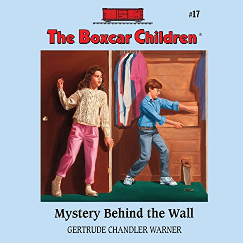 Couverture de Mystery Behind the Wall