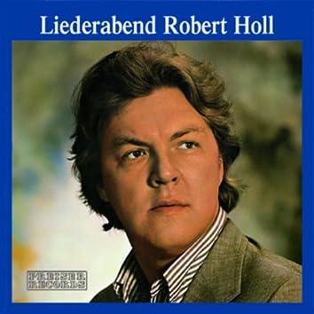 Liederabend Robert Holl