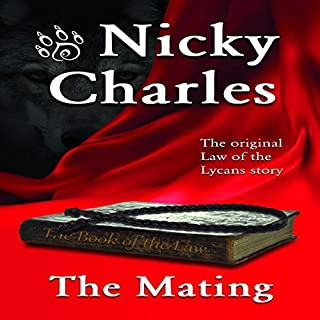 The Mating audiobook cover art