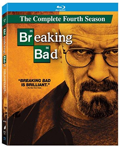 Breaking Bad - Season 4 (3 Blu-Ray) [Edizione: Regno Unito] [Edizione: Regno Unito]