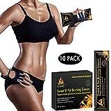 Hot Cream, Portable Workout Enhancer Sweat Cream, Fat Burning Cream for Women