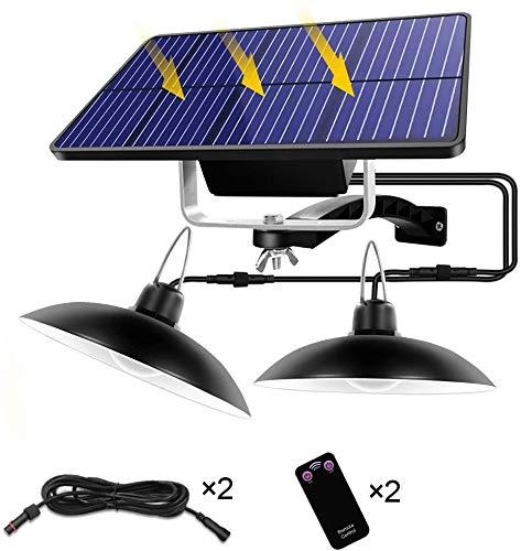 Solar Hängelampe, Solarlampen für...