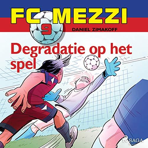 Degradatie op het spel cover art