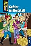 Die drei !!!, 13, Gefahr im Reitstall - Henriette Wich