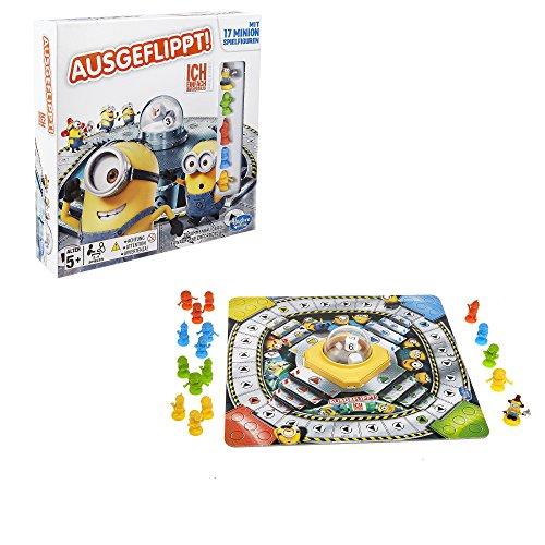 Hasbro Spiele A9018100 - Ausgeflippt! Ich - einfach unverbesserlich Kinderspiel