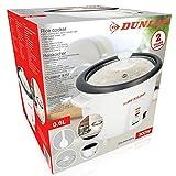 Dunlop 871125207936cuoci riso, Bianco