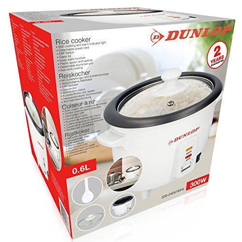 Dunlop 871125207936 rijstkoker, wit