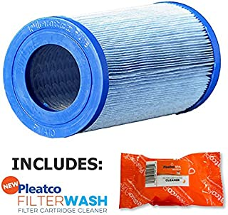 Pleatco Cartridge Filter PMA10-M Eco-pur replacement 2004 and later (Antimicrobial) X268057 w/ 1x Filter Wash