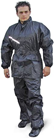 Regenkombi Wasserdicht Motorrad Regenanzug Kombi Anzug Regen Größe S Bis Xxl S Auto