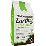 DiatomaceousEarth DE10, 100% Organic Food Grade Diamateous Earth Powder - Safe For Children & Pets 10 LBS