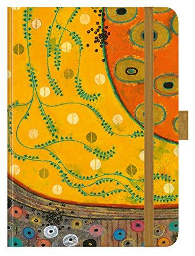 PT Big Stross Nouveau 270219 2019: Hochwertiger Buchkalender. Terminplaner mit Wochenkalendarium, Gummiband und Stifthalter. 12 x 17 cm