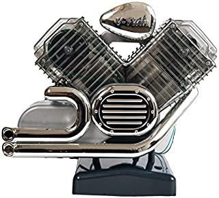 v twin model engine