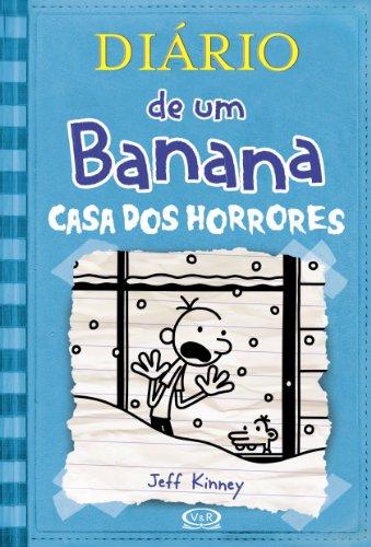 Diario de Um Banana 6: Casa dos Horrores (Em Portugues do Brasil)