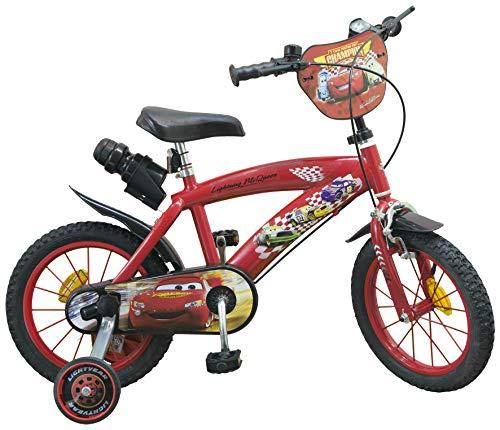 Toims Cars Vélo Enfant 14' - 3/5 ans