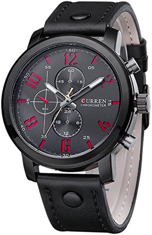 Belt Watch Style Men's Watch Men's Watch (color   2)