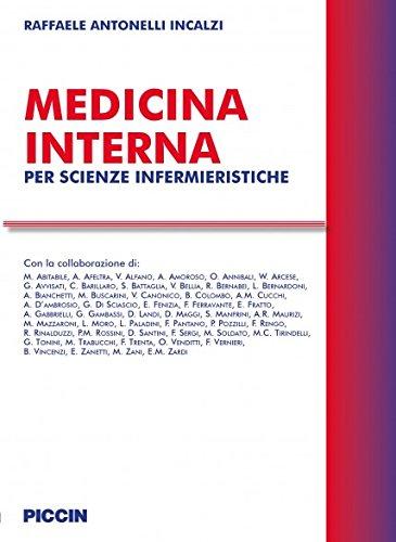 Medicina interna. Per scienze infermieristiche