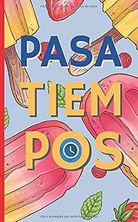 PASATIEMPOS: FORMATO BOLSILLO - EDICIÓN ESPECIAL VIAJE O VACACIONES. CRUCIGRAMAS, SOPAS DE LETRAS Y SUDOKUS (CON VARIOS NIVELES DE DIFICULTAD). ... PISCINA. iños y Adultos. (Spanish Edition)