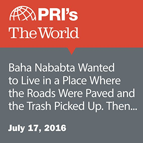 Baha Nababta Wanted to Live in a Place Where the Roads Were Paved and the Trash Picked Up. Then He Was Murdered audiobook cover art