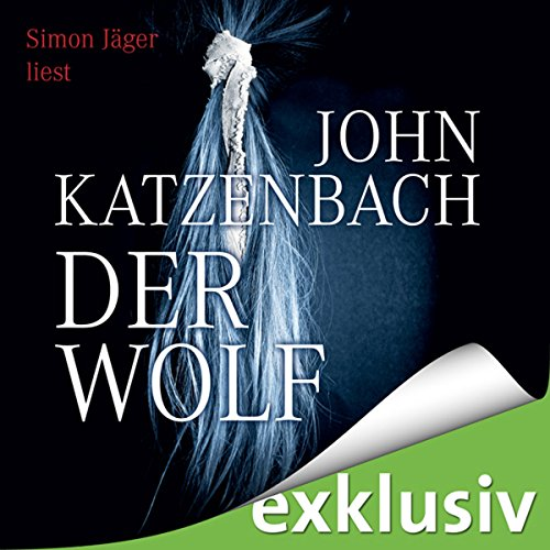 Der Wolf audiobook cover art