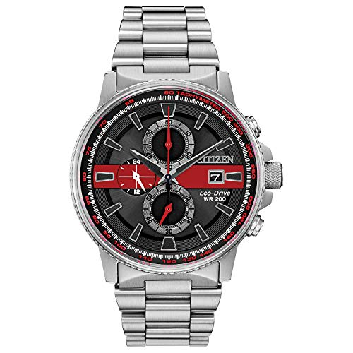 Citizen Eco-Drive Thin Red Line CA0299-57E