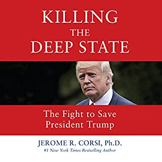 Killing the Deep State audiobook cover art