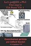 Esercitazioni guidate per istituti tecnici: Let's program a PLC First step in  TIA Portal V15_1