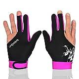 Billiard Gloves For Men Left Hand