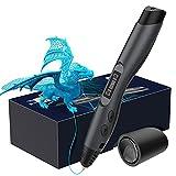 UALAU Penna 3D Stampa Professionale,con Schermo OLED e Portapenn, Controllo della...
