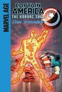 Marvel Age Captain America the Korvac Saga 3: The Traveler