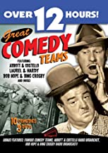 Great Comedy Teams 10 Movie Pack