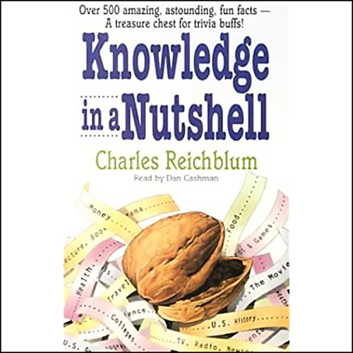 Knowledge in a Nutshell & Knowledge in a Nutshell on Sports audiobook cover art