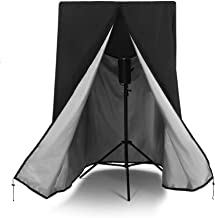 MorNon Treadmill Cover for Folding Home Running Machines Treadmill Waterproof Sun Protection Cover Storage Cover with Zipp...