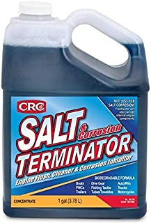 CRC 塩害 腐食防止剤 ソルトターミネーター 原液 海 海水 塩 洗浄 ボート 船 車 水上バイク ジェットスキー 船外機 アウトボート (3784cc)