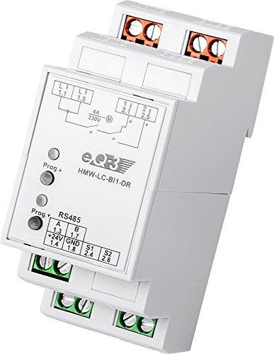 HomeMatic Wired RS485 Rollladenaktor 1-fach, Hutschienenmontage