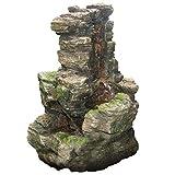 Ubbink Acqua Arte Chios Wasserspiel Deko Wasserfall Zierbrunnen Pumpe 1387057
