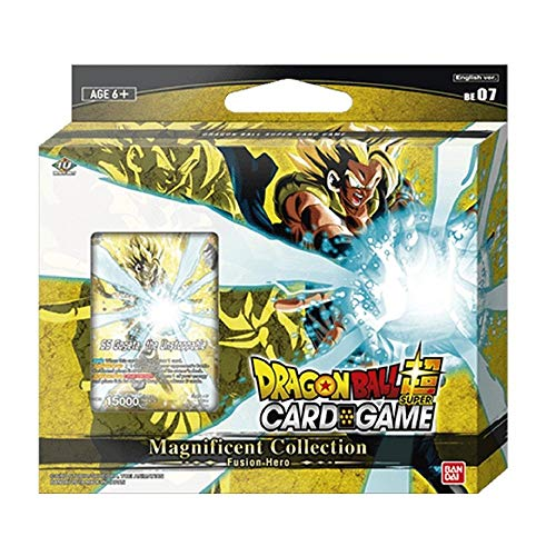 Dragonball Super Card Game Magnificent Collection Gogeta : Br Ver. - English