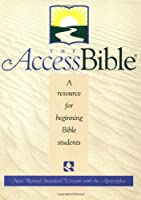 The Access Bible: New Revised Standard Version With the Apocryphal/Deuterocanonical Books