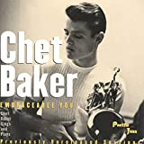 "album cover: Chet Baker ""Embraceable You"""